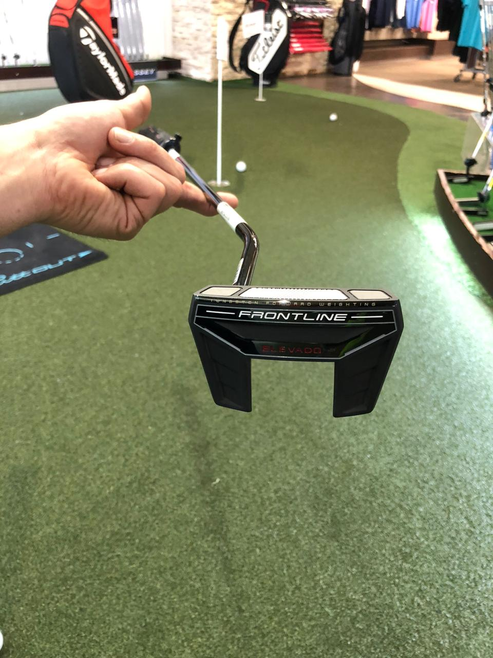 Face Balanced Putters